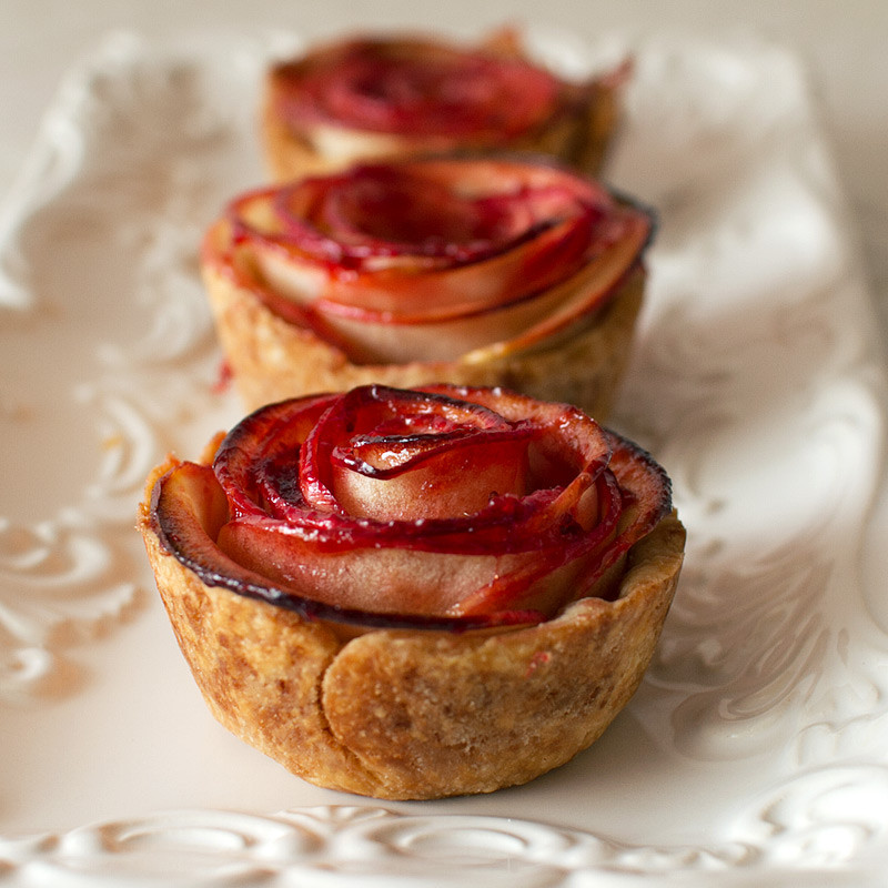 Rose Apple Pie  10 Beautiful Pies for Pi Day & Any Day