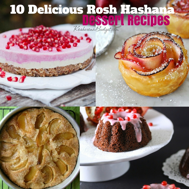 Rosh Hashana Dessert Recipes  10 Delicious Rosh Hashana Dessert Recipes