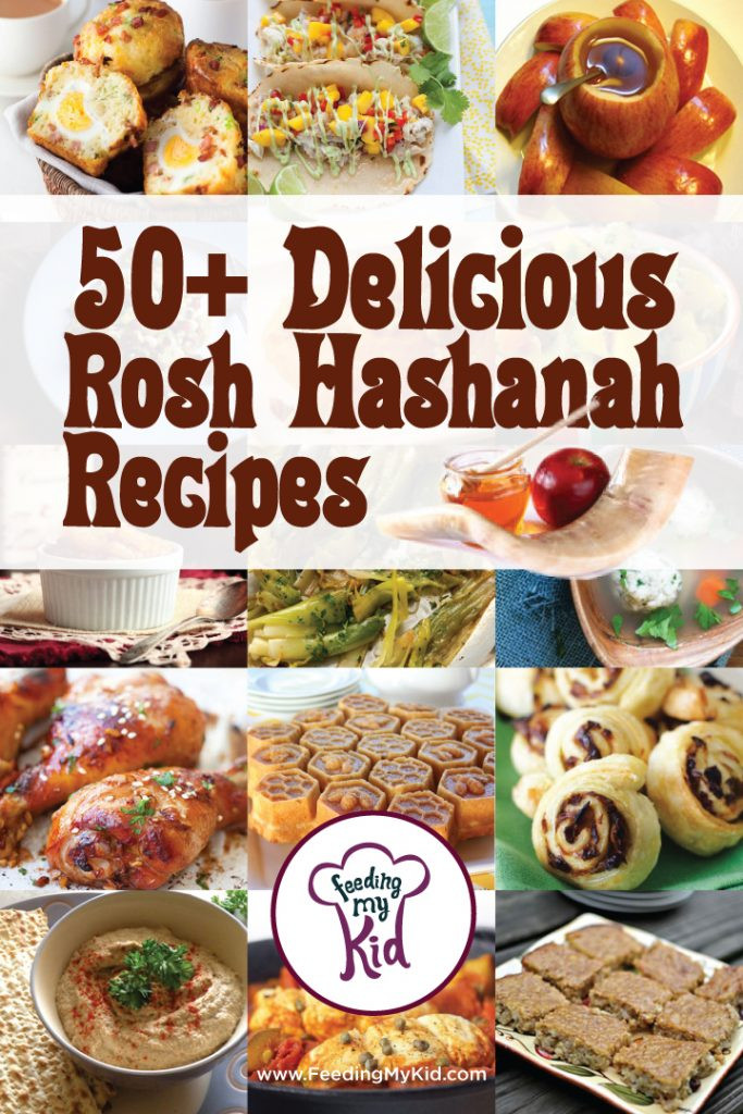 Rosh Hashana Dessert Recipes  50 Delicious Rosh Hashanah Recipes