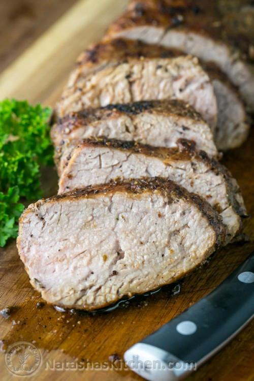 Rub For Pork Tenderloin  Pork Tenderloin Recipe Roasted Pork Tenderloin