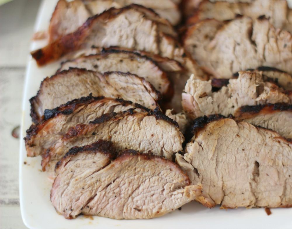 Rub For Pork Tenderloin  Grilled Pork Tenderloin with Memphis Style Rub