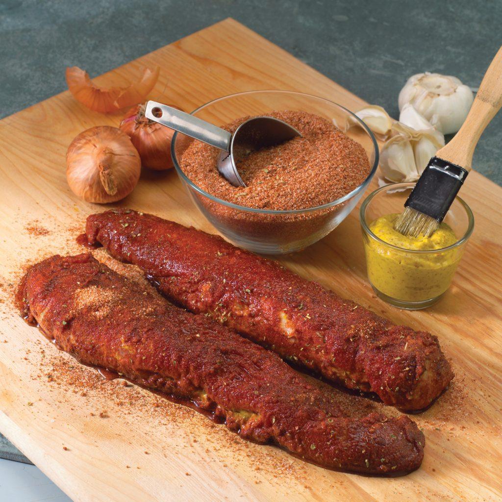 Rub For Pork Tenderloin  Perfect Rub Recipe for Smoked Pork Loin