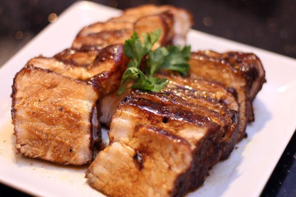 Rub For Pork Tenderloin  pork tenderloin rub brown sugar
