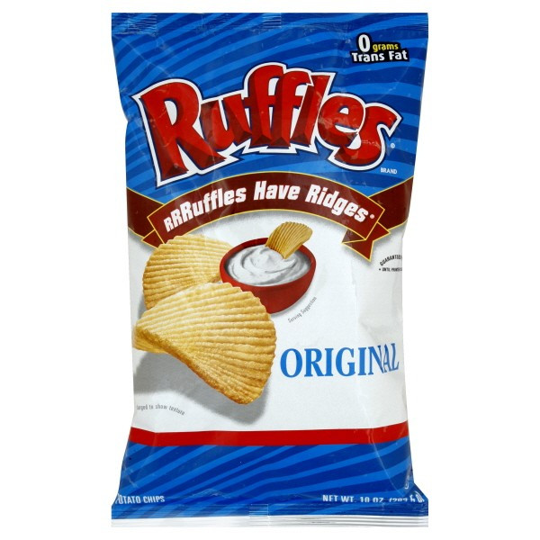 Ruffles Potato Chips  Ruffles Potato Chips Original
