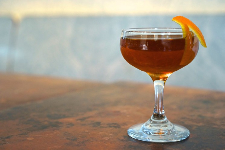 Rum Based Drinks  Drink of the Week A Rum Blend from the Populist s Rob