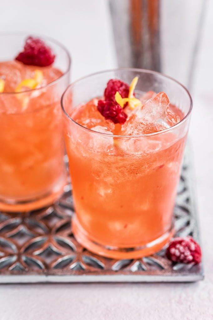 Rum Based Drinks  The Knickerbocker – a refreshing rum based cocktail