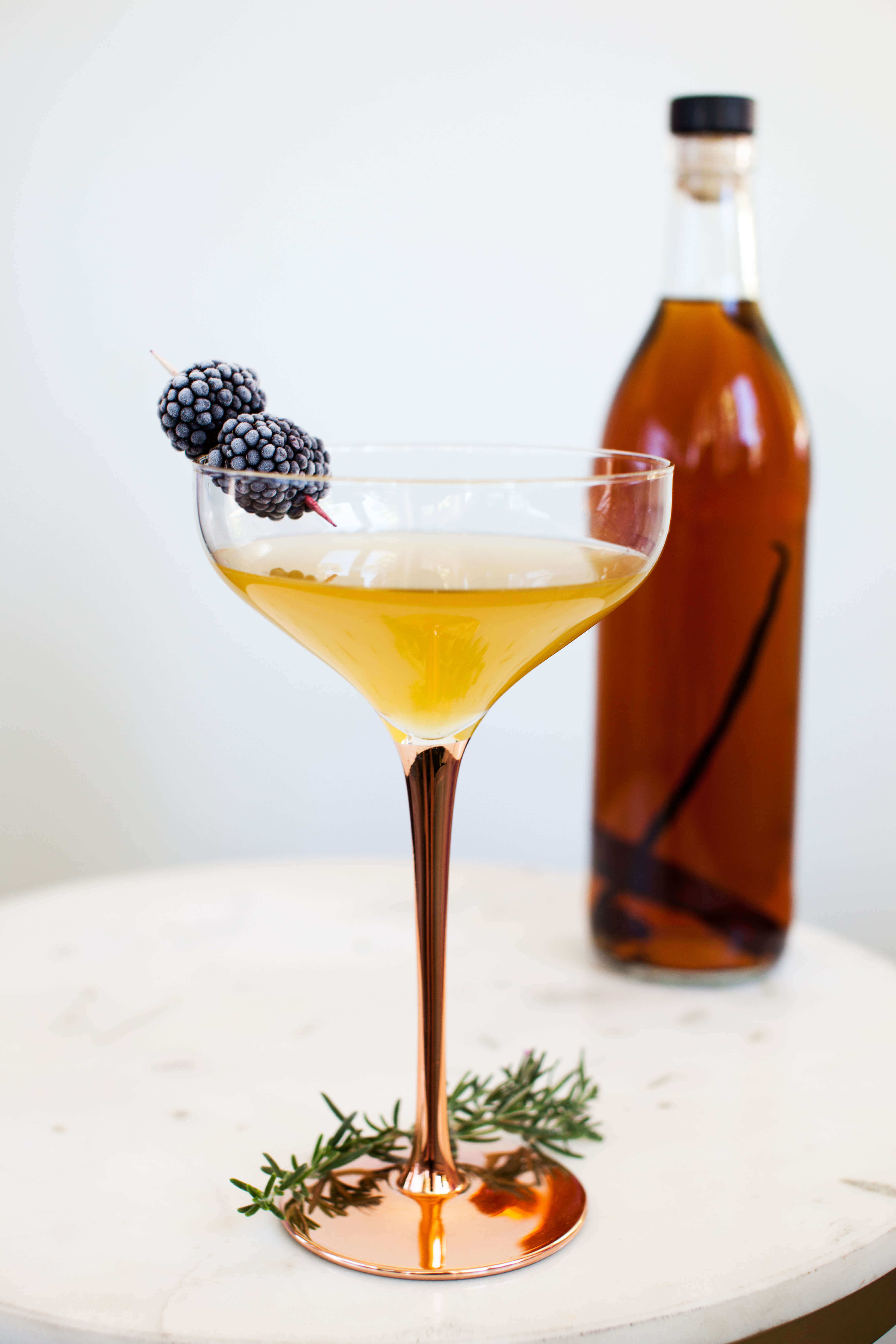 Rum Based Drinks  How to Make a Sparkling Spiced Rum Cocktail The Awesome Muse