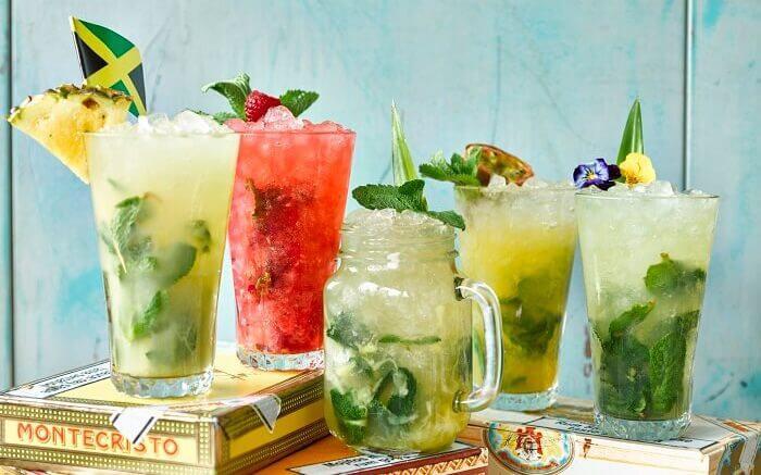 Rum Based Drinks  Rum based cocktails EVERYONE should know|Revolución de Cuba