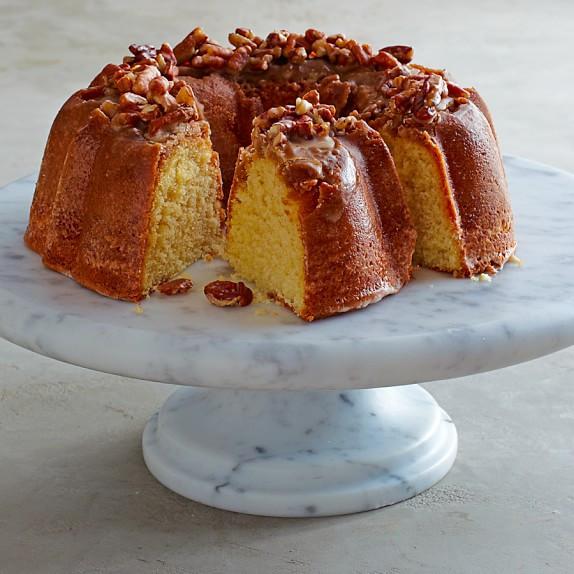 Rum Bundt Cake  Butter Pecan Rum Bundt Cake