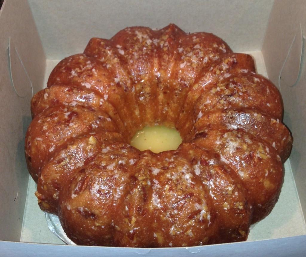 Rum Bundt Cake  Rum Bundt Cake Five Star Cake Co LLC