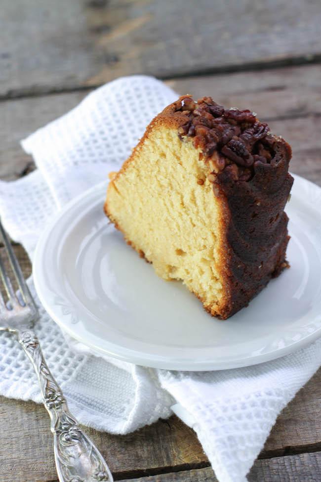 Rum Bundt Cake  Ginger Rum Bundt Cake