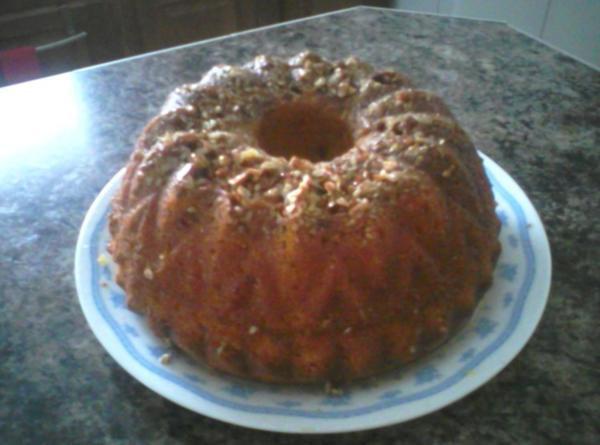 Rum Bundt Cake  Rum Bundt Cake Recipe