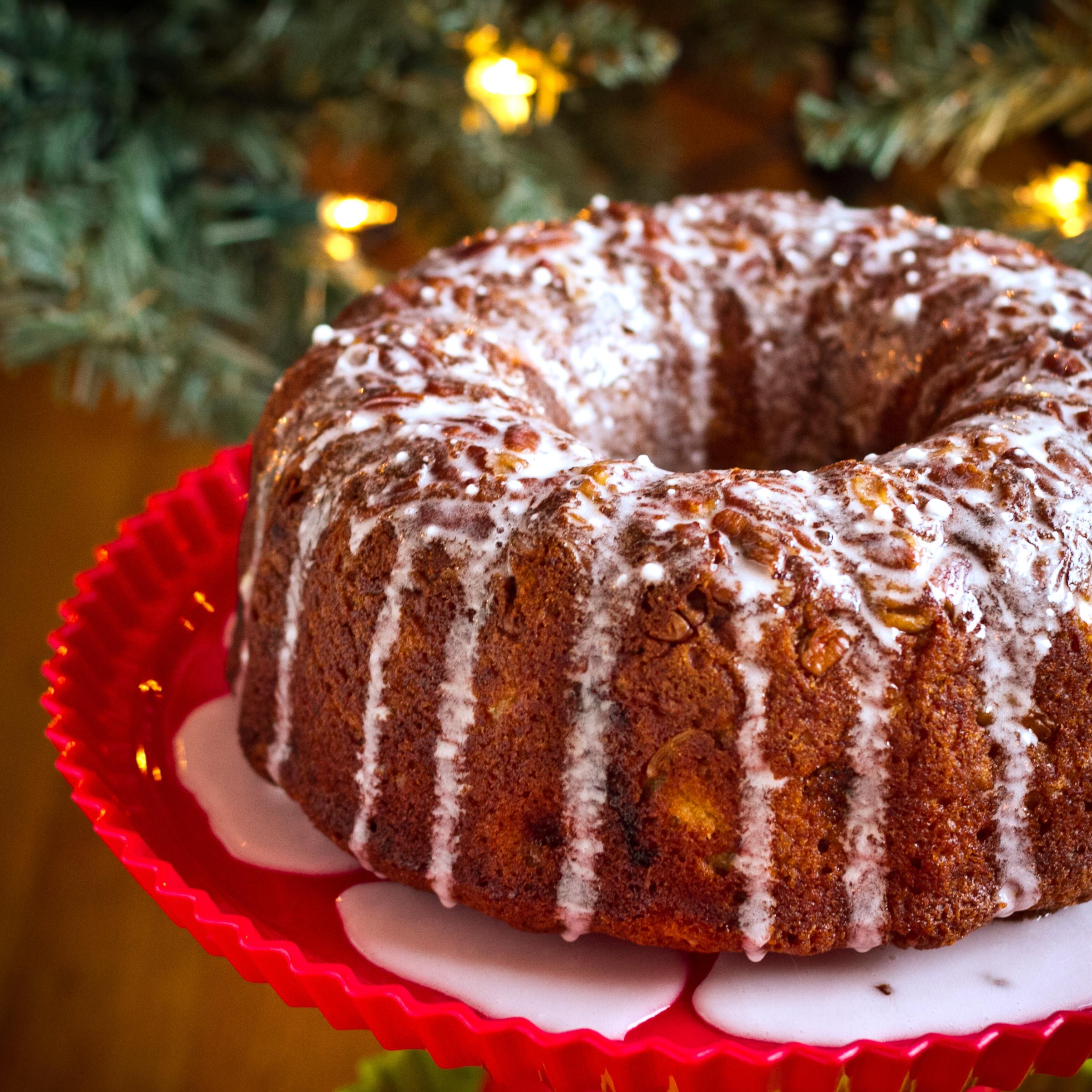 Rum Bundt Cake  Banana Pineapple Bundt Cake with Coconut Rum Glaze Poet