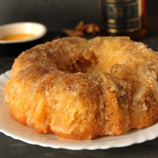 Rum Cake Recipe  tortuga banana rum cake recipe