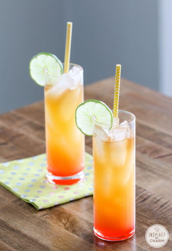 Rum Drinks Simple  Rum Punch