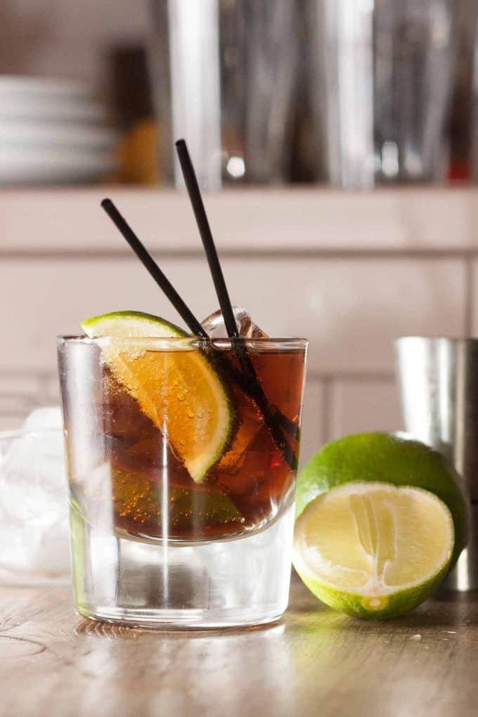 Rum Drinks Simple  simple rum mixed drinks