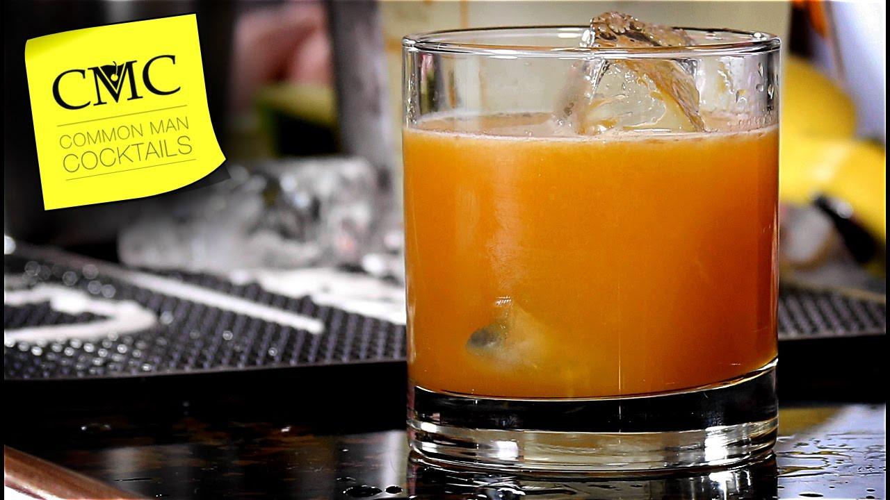 Rum Drinks Simple  Easy Rum Drink Bamboo Screwdriver Rum Drinks 🏖
