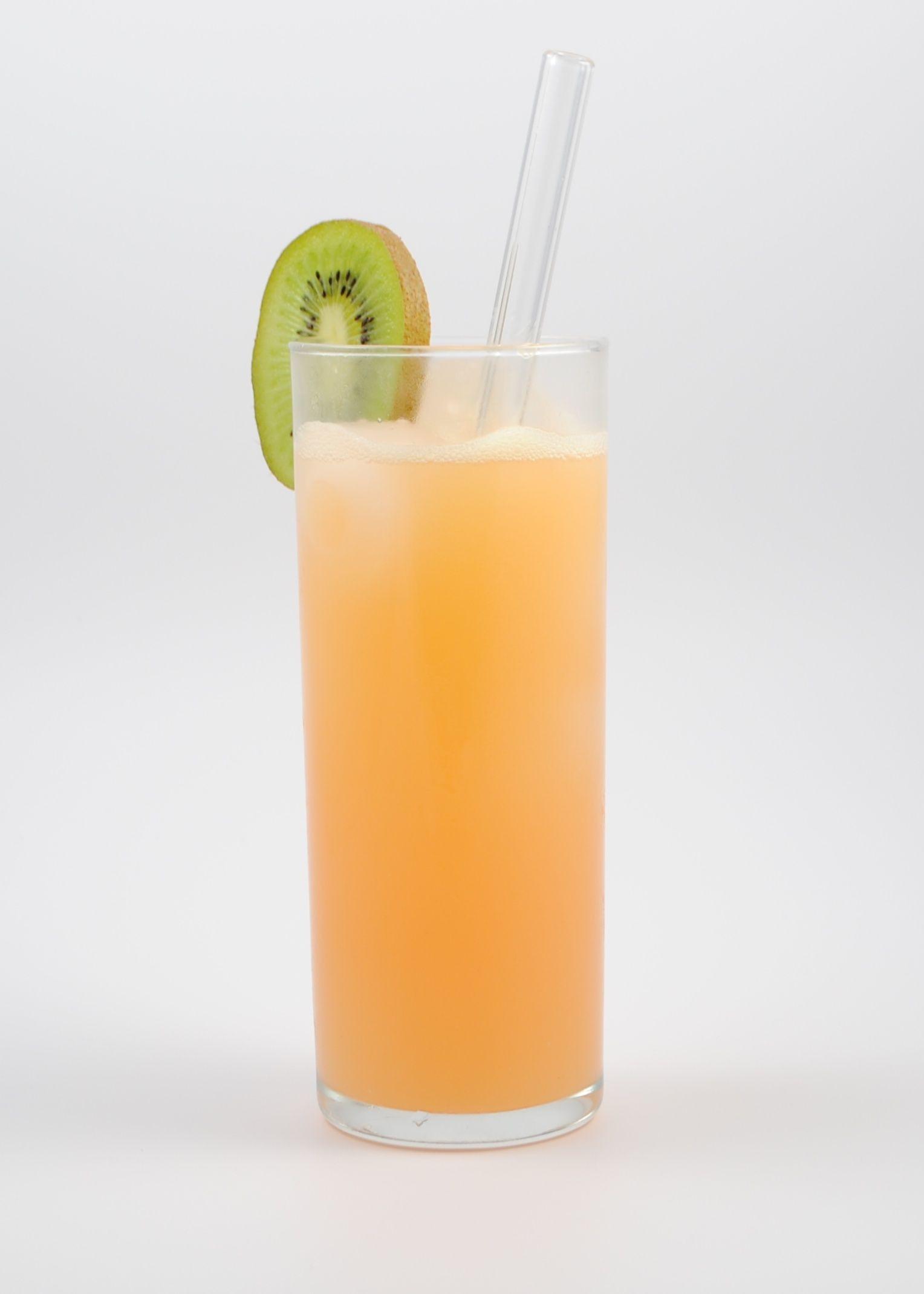 Rum Drinks With Orange Juice  Tropical Fusion 1 oz Bacardi Light Rum 1 oz Banana Liqueur