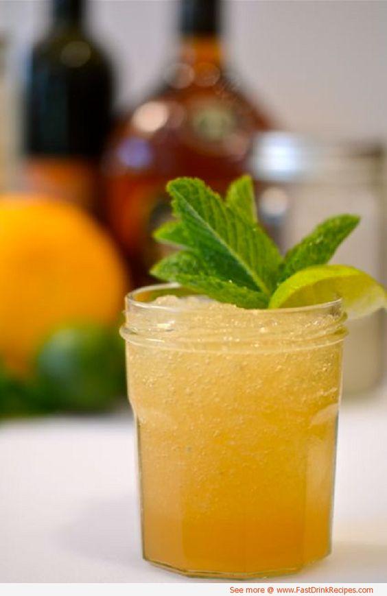 Rum Drinks With Orange Juice  Beach Bum Cocktail Recipe 1 part orange juice 1 part