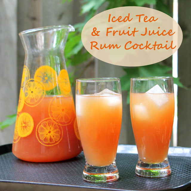 Rum Drinks With Orange Juice  rum and orange juice cocktails