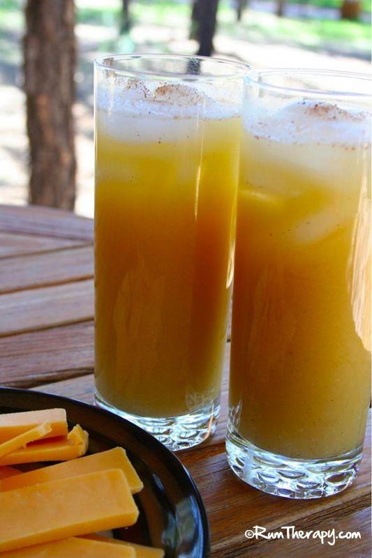 Rum Drinks With Orange Juice  Rum Coconut cream and Orange juice on Pinterest