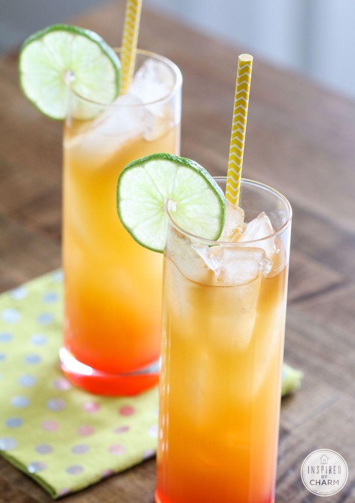 Rum Drinks With Orange Juice  15 best Midori & Melon Liqueur Cocktail Recipes images on