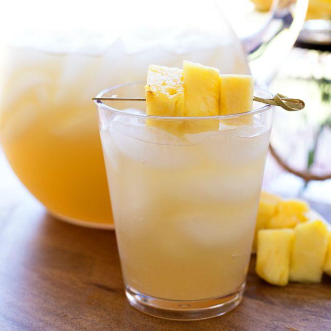 Rum Drinks With Pineapple Juice  Pineapple Rum Punch