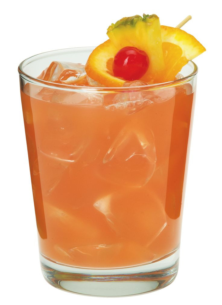 Rum Mixed Drinks  Bermuda Rum Swizzle everyone has at least one which