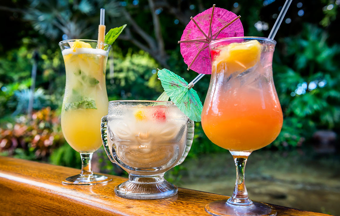 Rum Mixed Drinks  Recipes & Mixology Koloa Rum pany