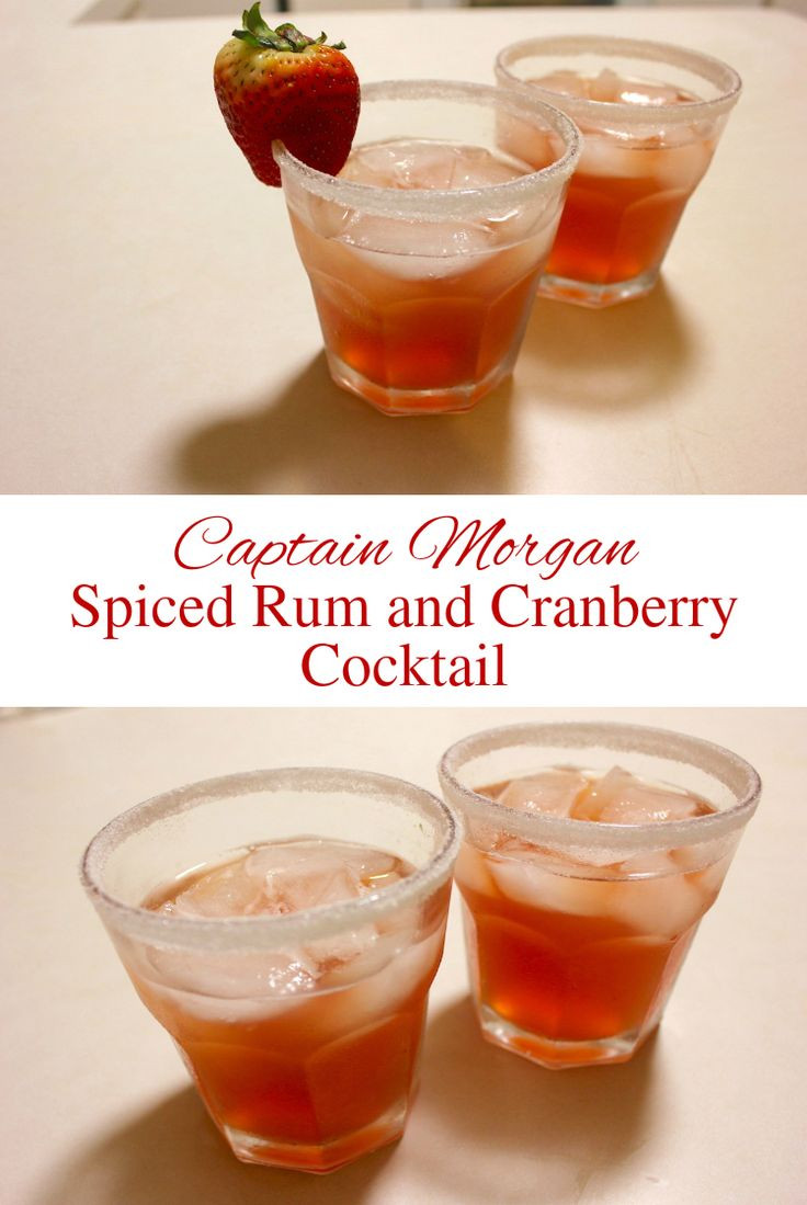 Rum Mixed Drinks  spiced rum mixed drinks