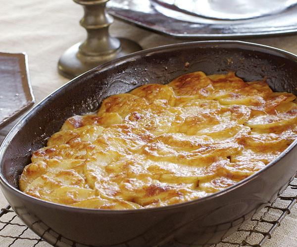Russet Potato Recipes  Golden Russet Potato Gratin Recipe FineCooking