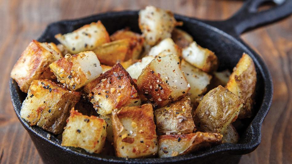 Russet Potato Recipes  breakfast potatoes russet