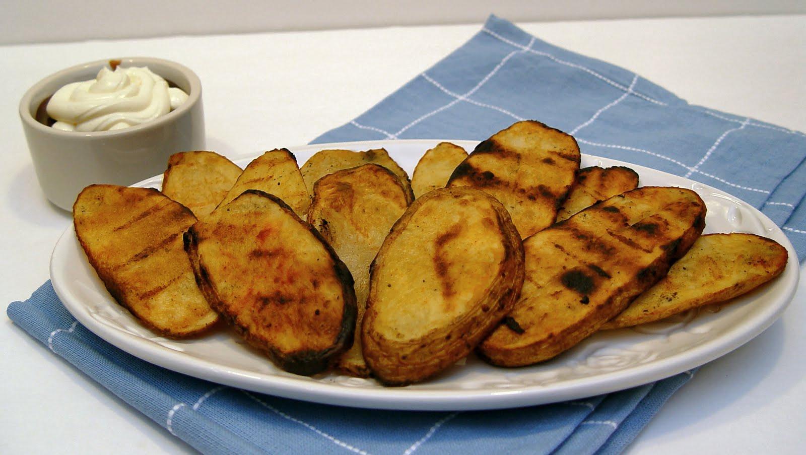 Russet Potato Recipes  Grilled Russet Potatoes