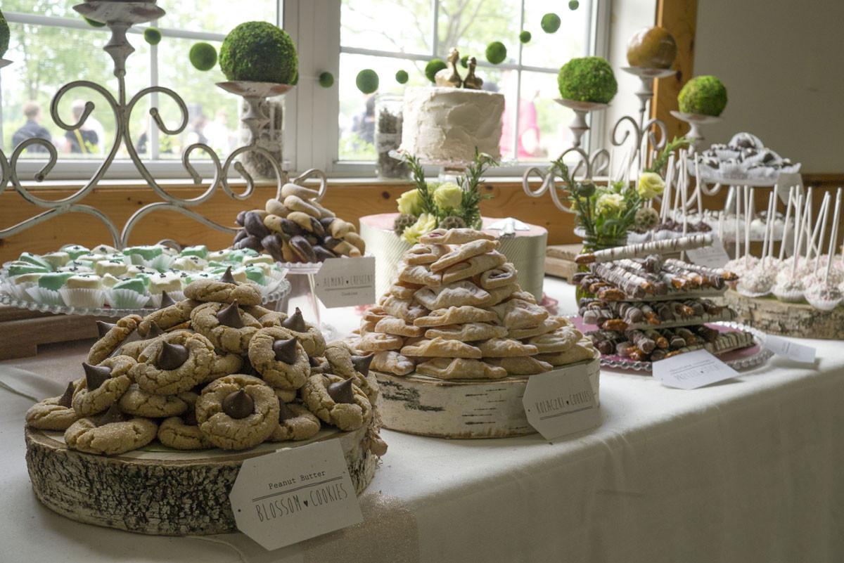 Rustic Dessert Table  33 Amazing Wedding Dessert Table Ideas