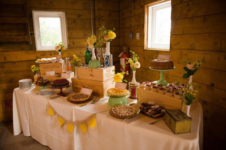 Rustic Dessert Table  Rustic Farm Dessert Table Elizabeth Anne Designs The