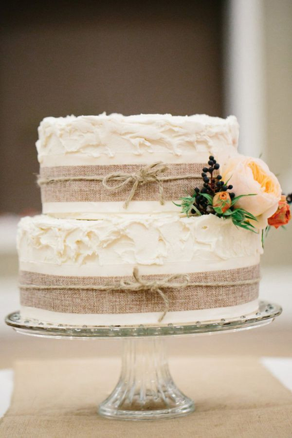 Rustic Wedding Cakes  20 Rustic Country Wedding Cakes for The Perfect Fall Wedding