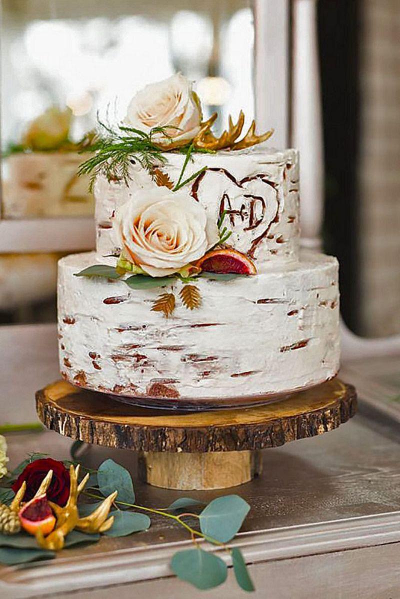 Rustic Wedding Cakes  10 Awesome Rustic Wedding Cake Ideas For Sweet Wedding
