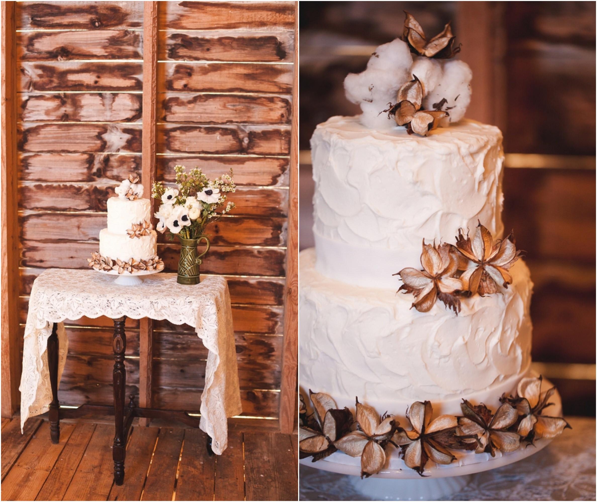 Rustic Wedding Cakes  Romantic Rustic Wedding Inspiration Rustic Wedding Chic