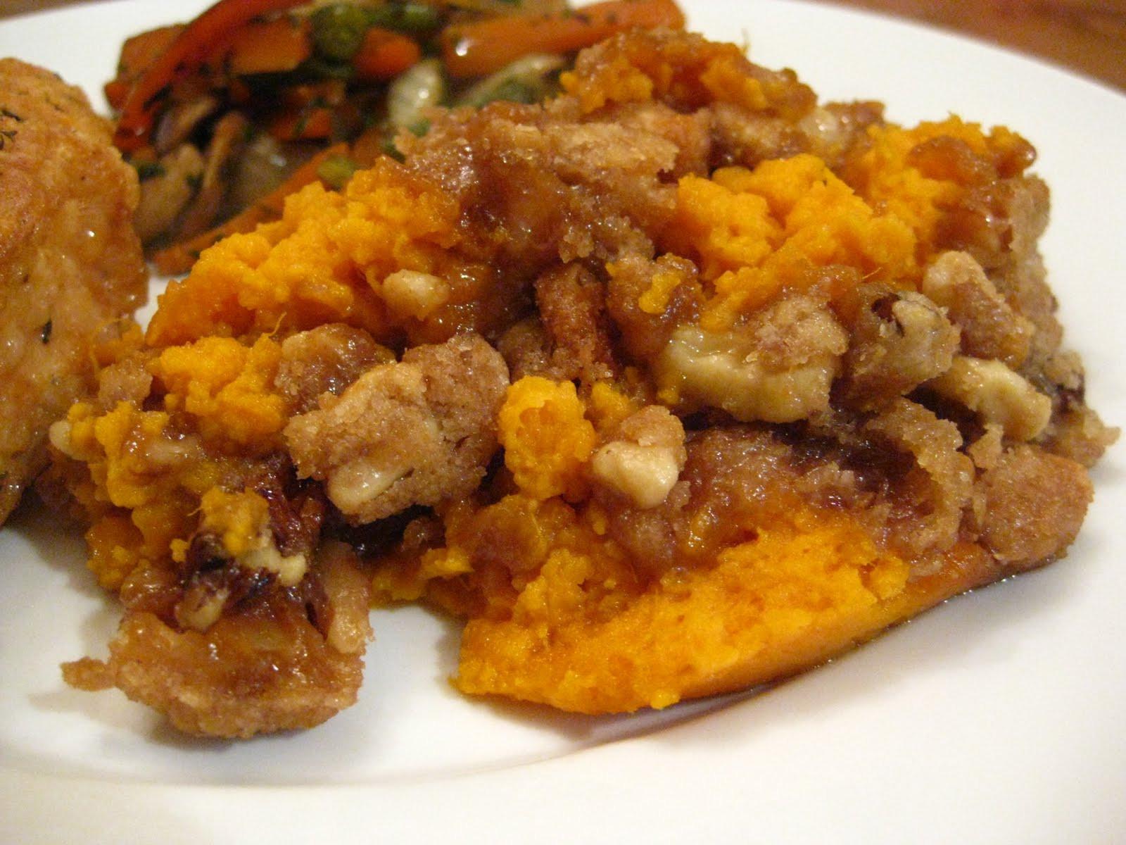 Ruth Chris Sweet Potato Casserole  A Taste of Home Cooking Recipe Swap Ruth s Chris Sweet