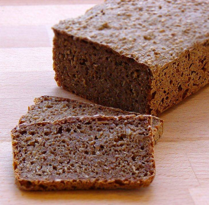 Rye Bread Recipe  Danish Sour Dough Rye Bread My Favourite Recipe