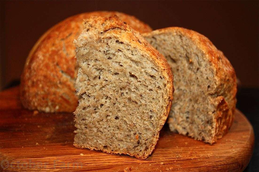 Rye Bread Recipe  No Knead Rye Bread Recipe