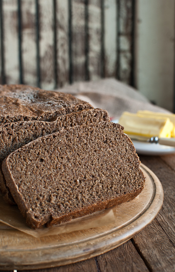 Rye Bread Recipe  Scandi Home Finnish Sour Rye Bread