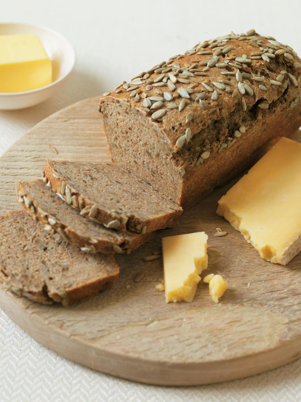 Rye Bread Recipe  Sunflower Seed & Rye Bread recipe