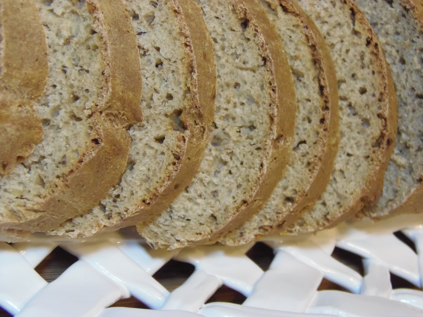 Rye Bread Recipe  St Patrick s Day Sourdough Rye Bread Kudos Kitchen by Renée