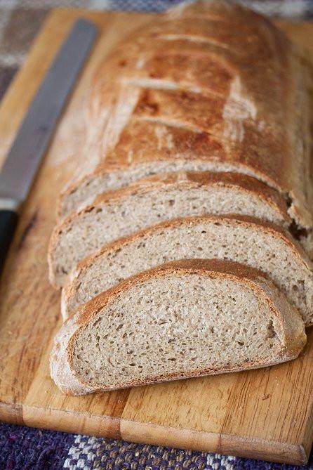 Rye Bread Recipe  Homemade Rye Bread Tide & Thyme