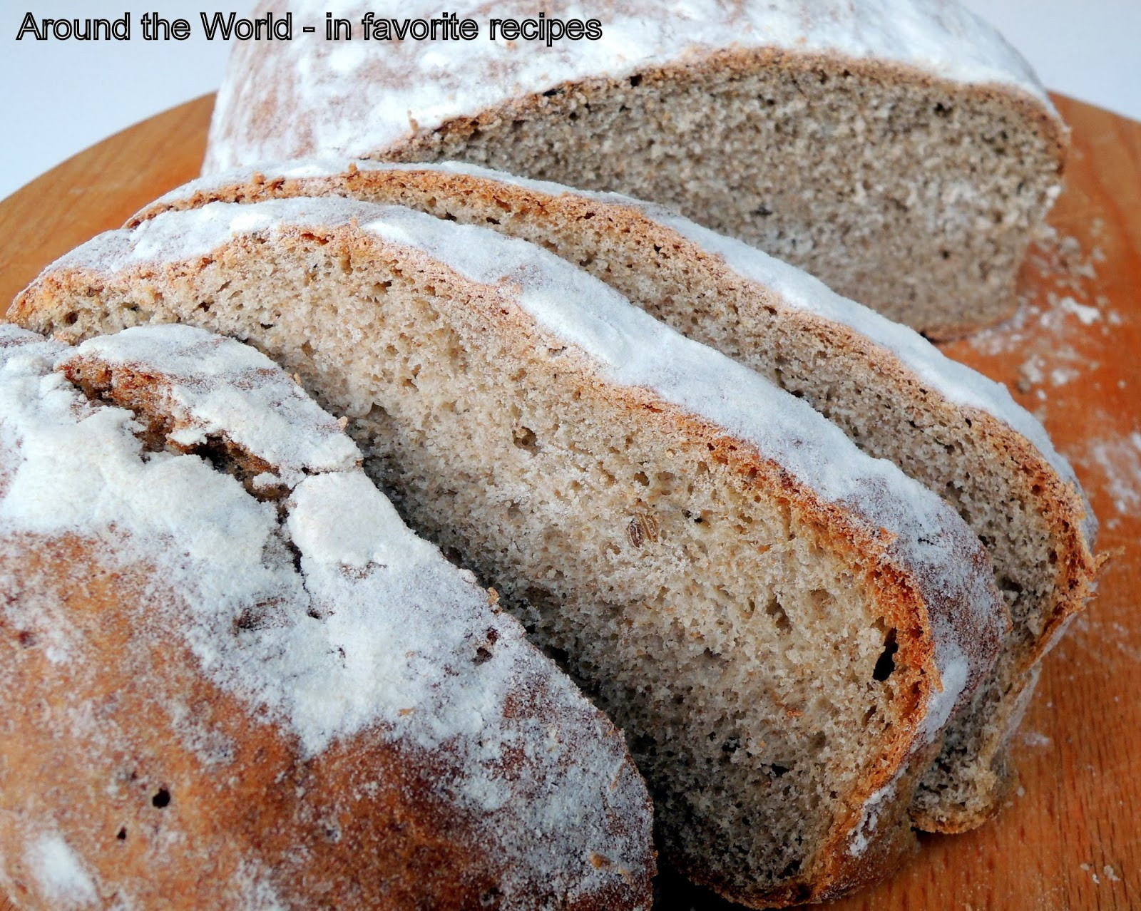 Rye Bread Recipe  Italian Rye Bread Recipes