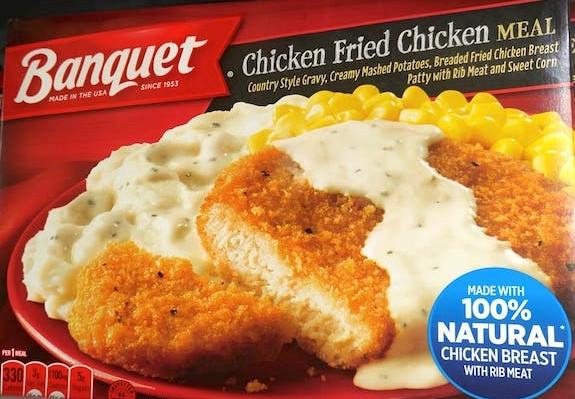 Safeway Fried Chicken  chicken fried chicken