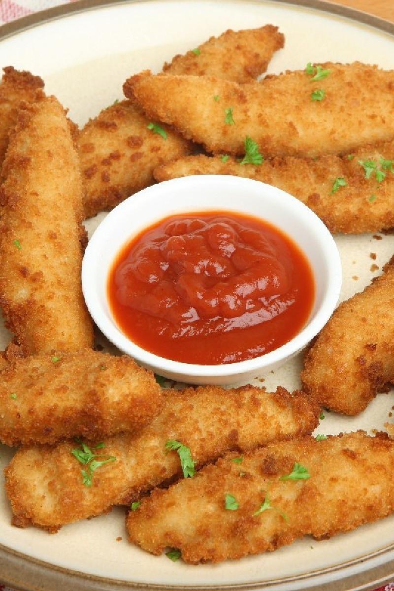 Safeway Fried Chicken  Unfried Chicken Weight Watchers