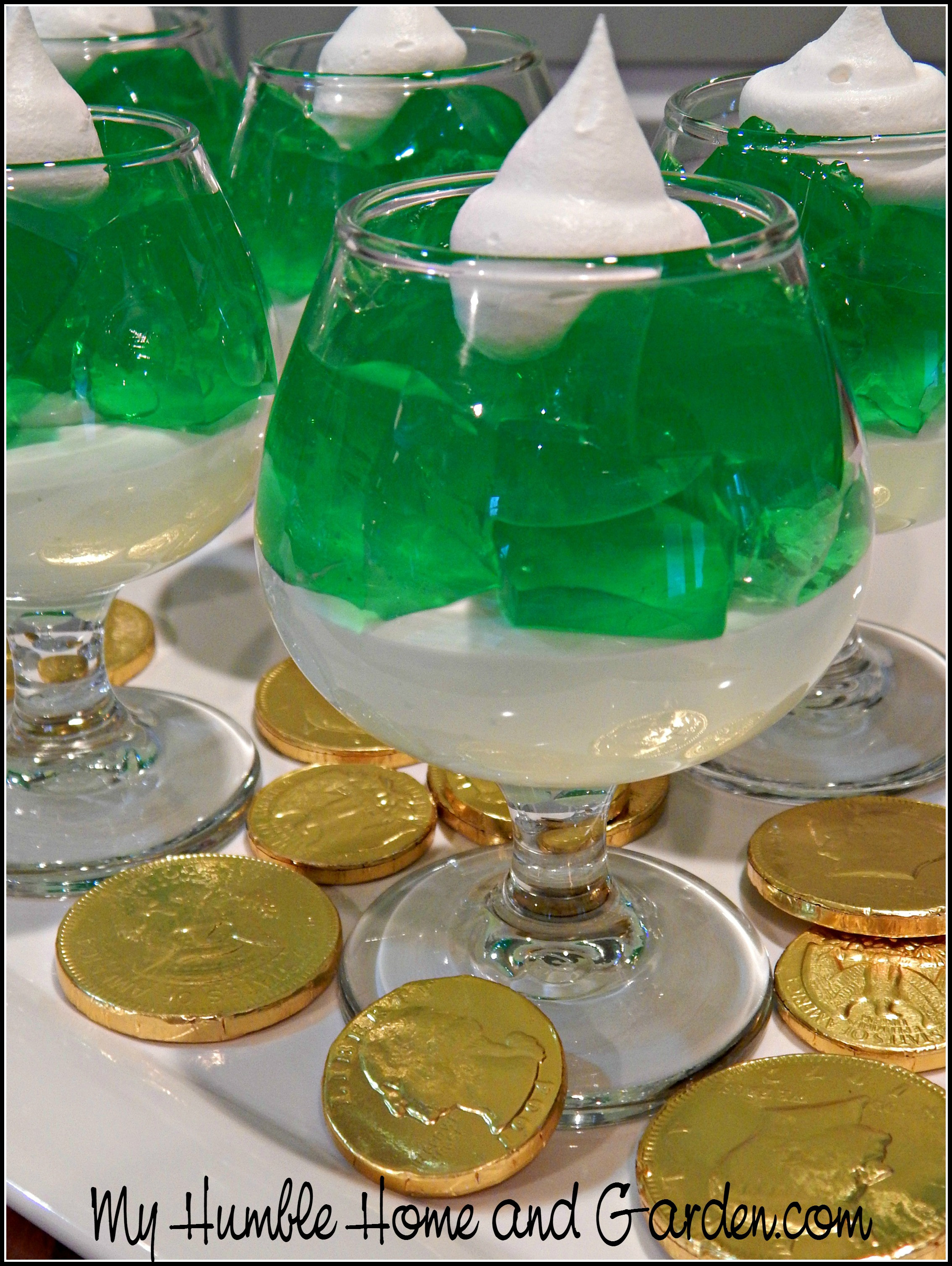 Saint Patrick'S Day Desserts  Easy St Patrick s Day Dessert Idea My Humble Home and