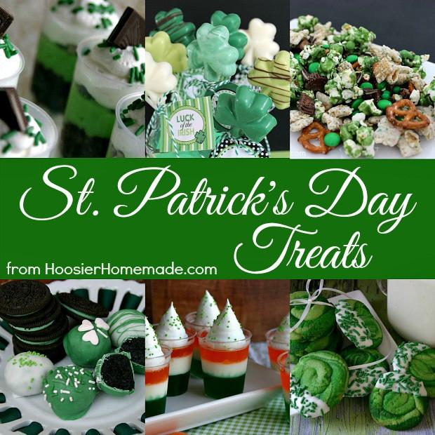 Saint Patrick'S Day Desserts  St Patrick s Day Recipes